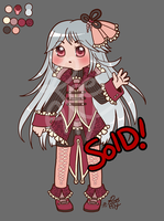 CLOSED [Adoptable] Auction: 01 by roseannepage