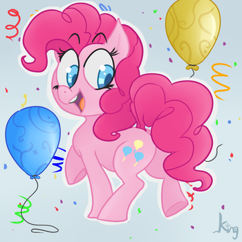 It's party time! by ChaotikKing