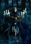 Poster - Snape Takes Over DH2 by jefferson-hp
