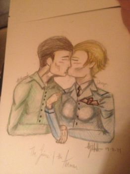 The Prince and the Airman by TheIronLady4595