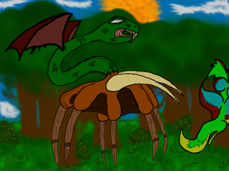 Spore Creation Finished by psycopathdurham