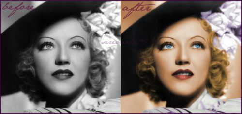Before and After: Marion Davies I by seremela05