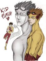 Kid Flash by 6thOfNovember