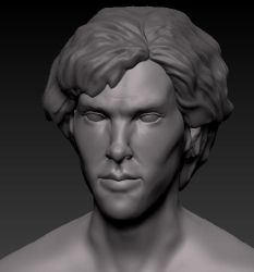 Benedict Sculpt by MinorDiscrepancy
