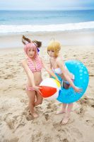 Fate Extra Beach - 2 by ImMuze