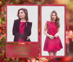 Danielle Campbell PNG PACK #1 by FlowerBloom172