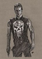 Thomas Jane as the Punisher by Gossamer1970