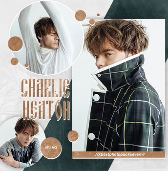Photopack 29989 - Charlie Heaton by southsidepngs