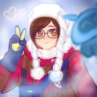 Overwatch Mei Rise and Shine by Medichii