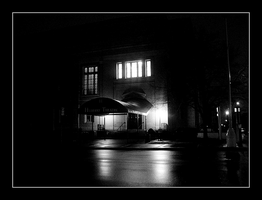 Hilberry Theatre by MichelleMarie