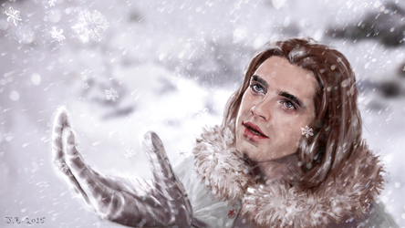 Bucky Barnes - actual Winter Soldier by the-physicist