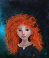 Merida by MysticPath