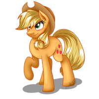 Applejack by Jack-Pie