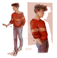 Just Harry by Natello