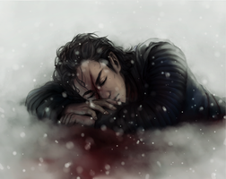 Kylo Ren after all by venquian