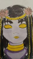 crowned Man-nefer  by MereChan