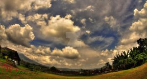 clouds by rezaamuhammad27