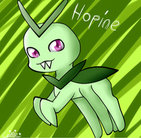 Hopine by theshadowpony357