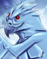 Anivia by KatWylder