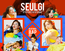 Pack Png 1210 // Seulgi (RED VELVET) SUMMER MAGIC by BEAPANDA