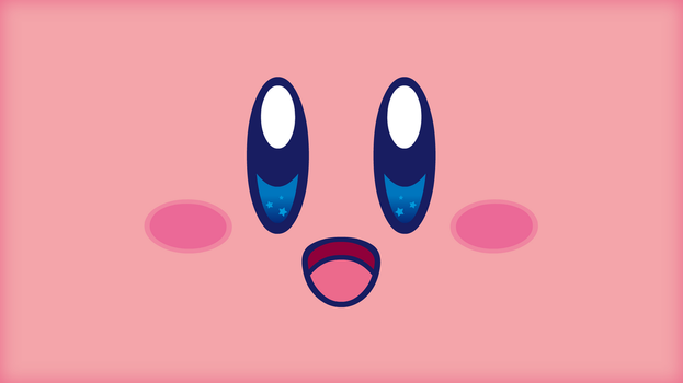 Kirby's Face by Doctor-G
