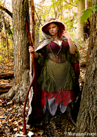 Autumn Witch 6 by MorganCrone