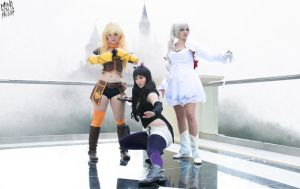 RWBY, Katsucon 2016 by MindFall