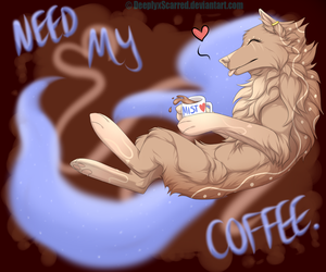 [DTA Entry] Coffee by DeeplyxScarred