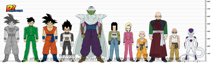 DBR Team Universe 7 by The-Devils-Corpse