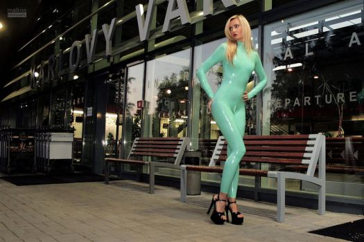 Danca Catsuit 08 by malkiss