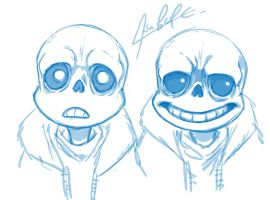 Sans by Isnabel