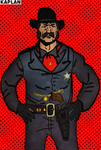 Old West Sheriff by LeevanCleefIII