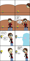 My oc comic pt.3 by Extermanet