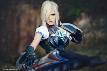 League of Legends - Championship Riven by vaxzone