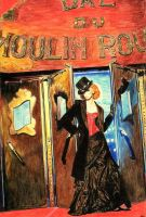Moulin Rouge by Gastounette