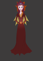 Flame Princess- Brittney Lee Style by TRBowl