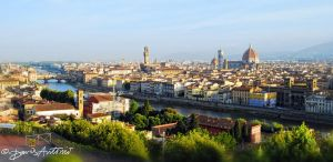 florence, italy by marcgwyn