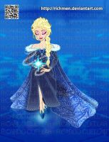 Elsa Olaf's Frozen Adventure by Richmen