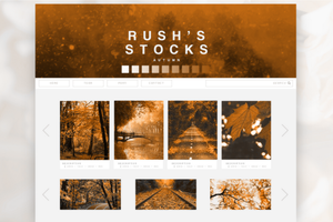 Stock Pack 04   Autumn by SugarRush19