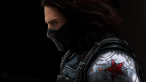 ..:: WINTER SOLDIER ::.. by Shaymin-Lea