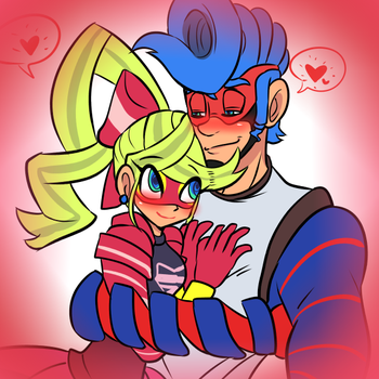 love spribbon by EZstrongs