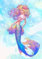 The Little Mermaid by dimary