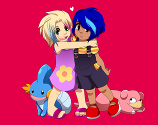 Lil Cita Leaders by tabby-like-a-cat