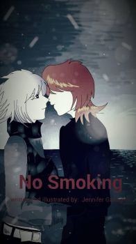 No Smoking cover  by swenyar
