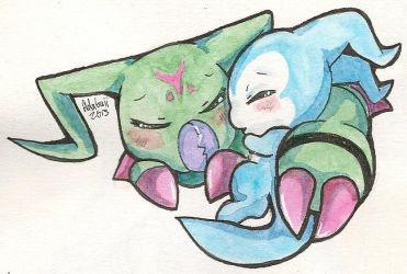 Nap by adabaii