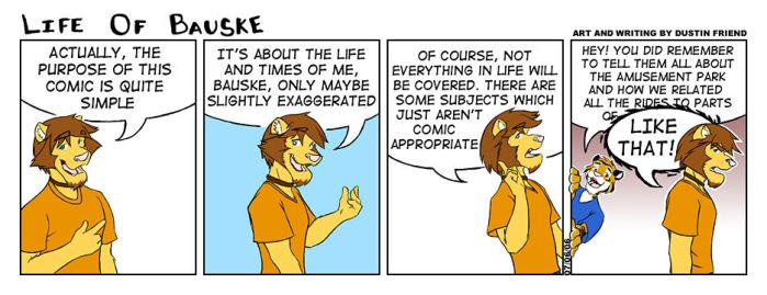 Life of Bauske: Comic 5 by Bauske