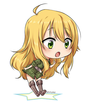 Miki commission (+VIDEO) by Artifedex