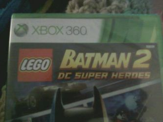 :BATMAN: Xbox360 Lego Batman 2 DC Super Heroes by Irish-Settler