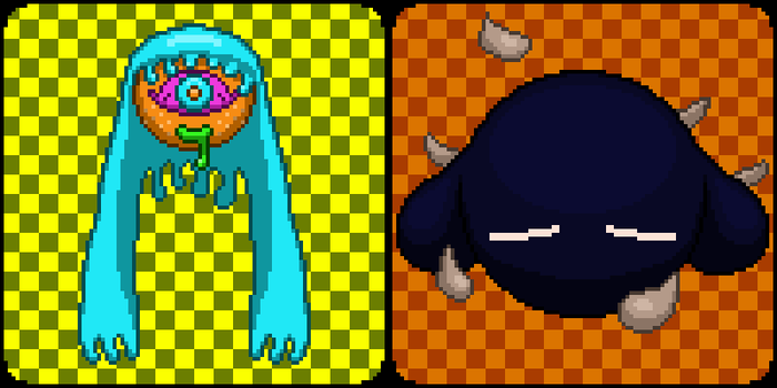 Pixel Icon Compilation #4 by knux400