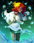 Drowning by rytanny